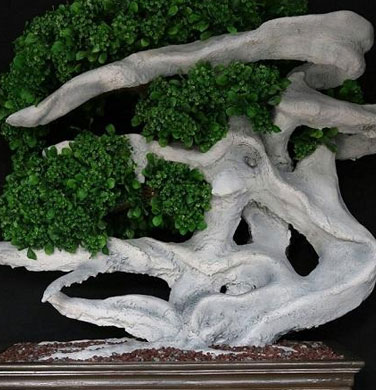 Artificial Japaneses Bonsai